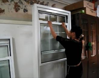 上海豪可引进的最新门窗系统