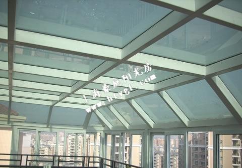 纯钢结构阳光房