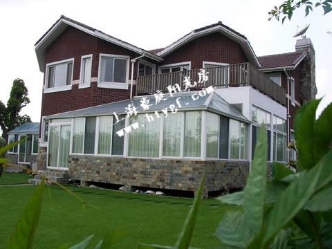 造型顶阳光房