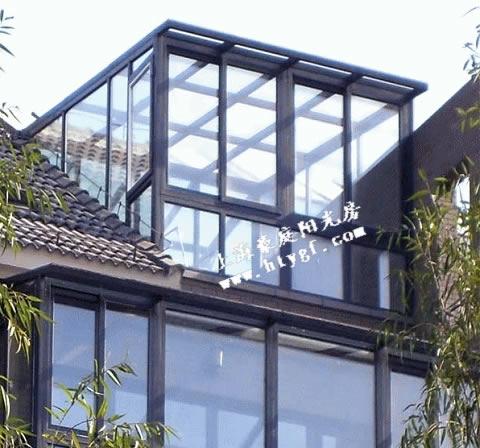 钢铝结构阳光房
